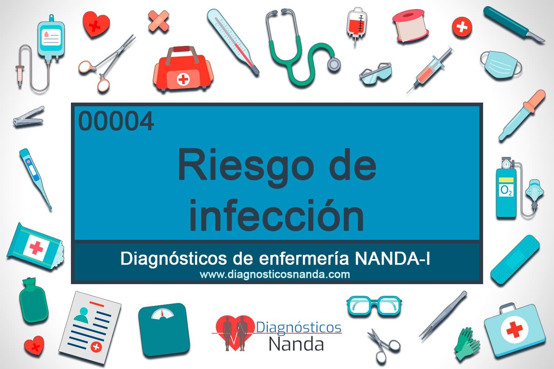 00004 Riesgo de infección