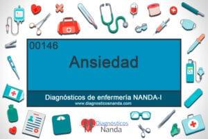 Diagnóstico Nanda Ansiedad