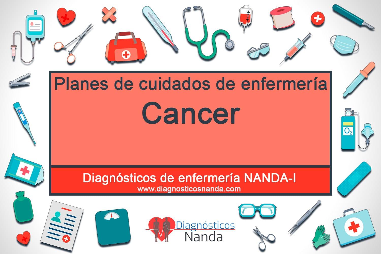 Planes de cuidados de enfermería para el cáncer