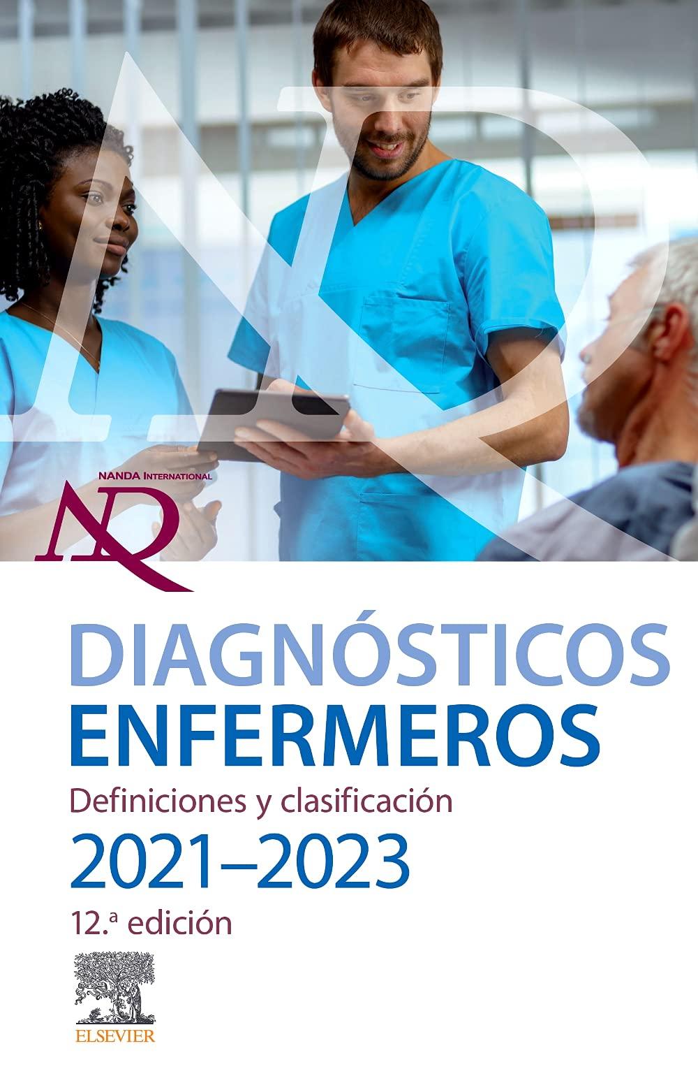Imagen del libro pdf diagnosticos enfermeros nanda nic noc 2021 2023