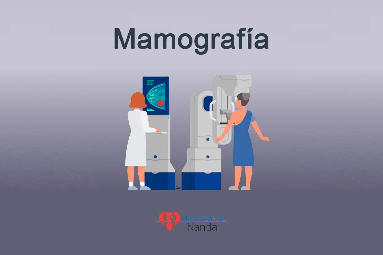 imagen mamografía